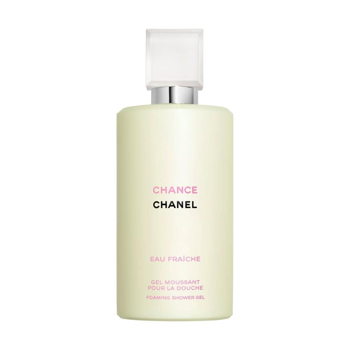 CHANCE EAU FRAÎCHE FOAMING SHOWER GEL