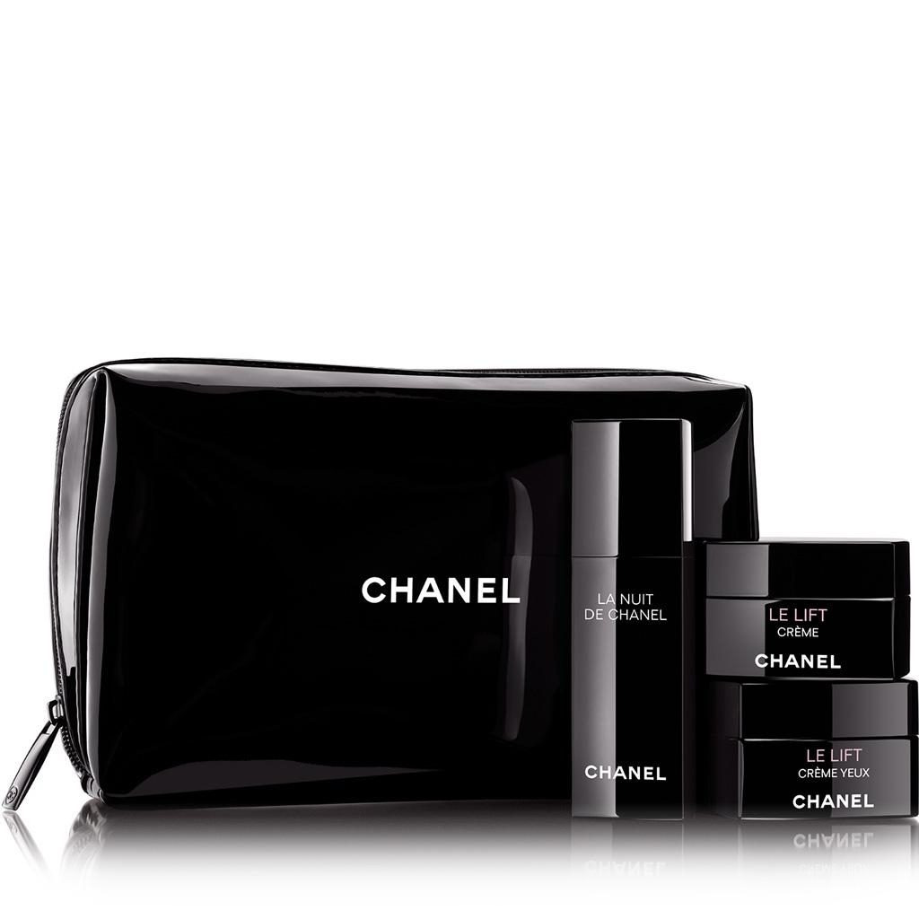 LA NUIT DE CHANEL / LE LIFT KIT NOCHE IDEAL - RECONSTRUIR Y ALISAR
