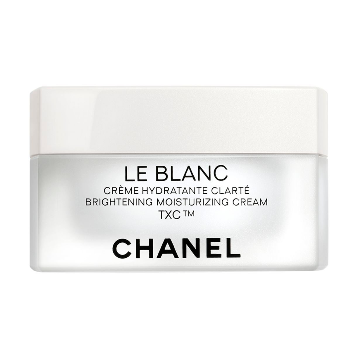 LE BLANC BRIGHTENING MOISTURIZING CREAM TXC™ JAR 48G
