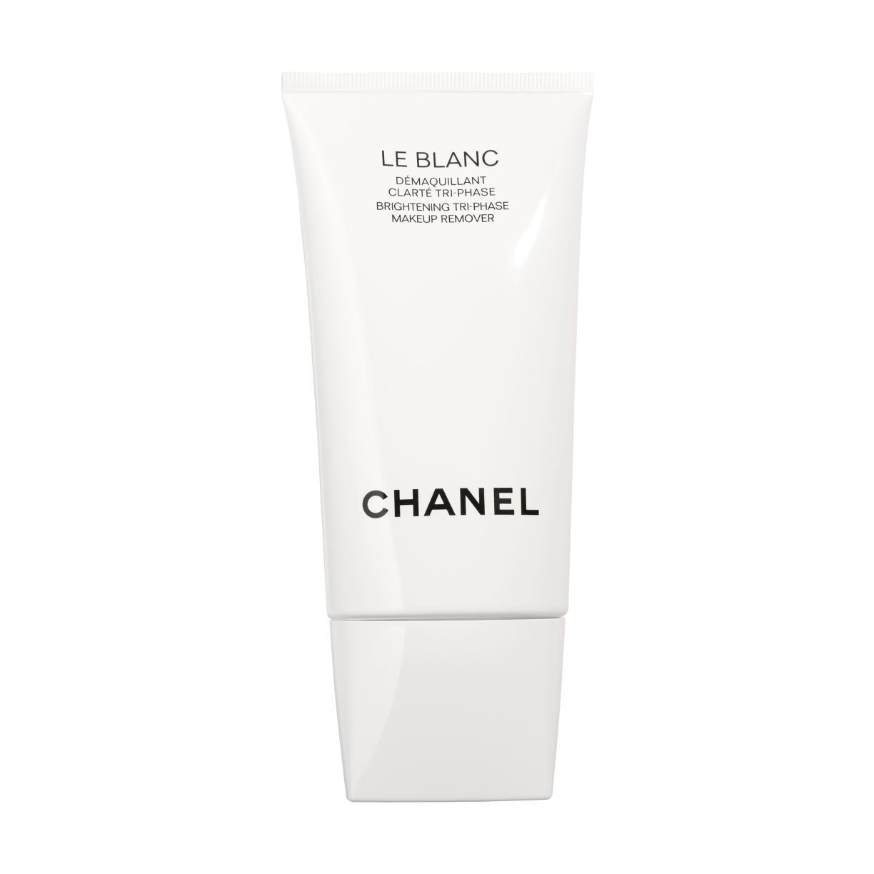 LE BLANC BRIGHTENING TRI-PHASE MAKEUP REMOVER