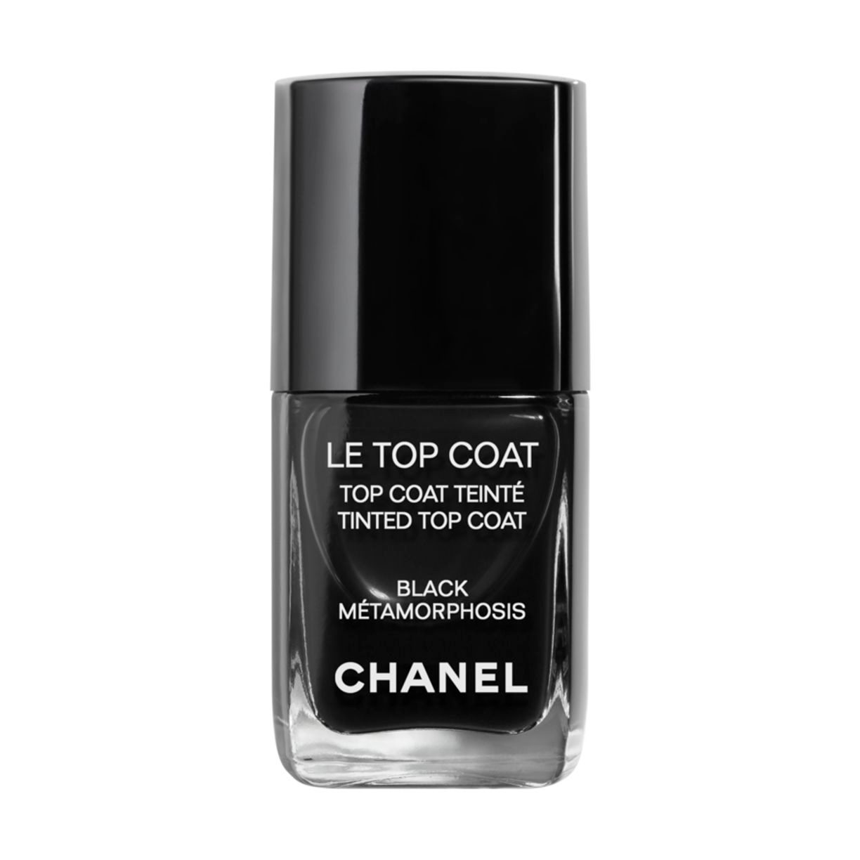LE TOP COAT TINTED TOP COAT