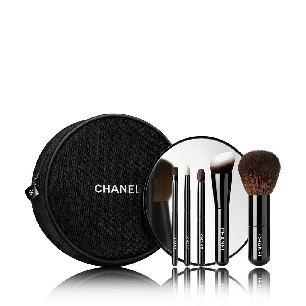 LES MINI DE CHANEL COLLECTION DE 5 MINI PINCEAUX ESSENTIELS