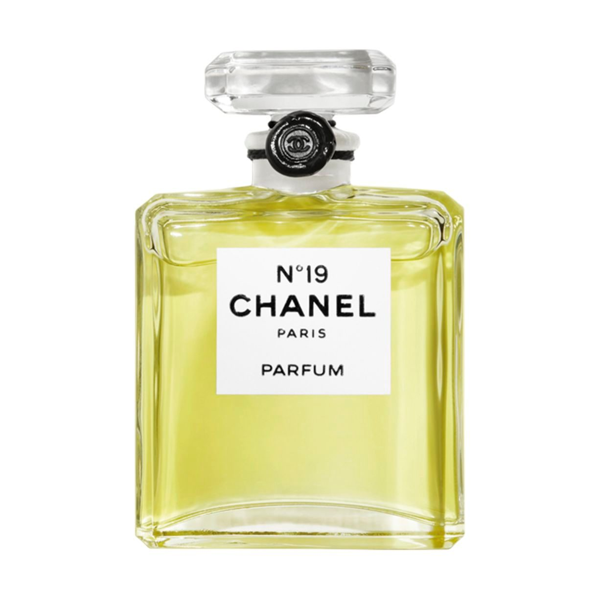 N°19 PARFUM BOTTLE