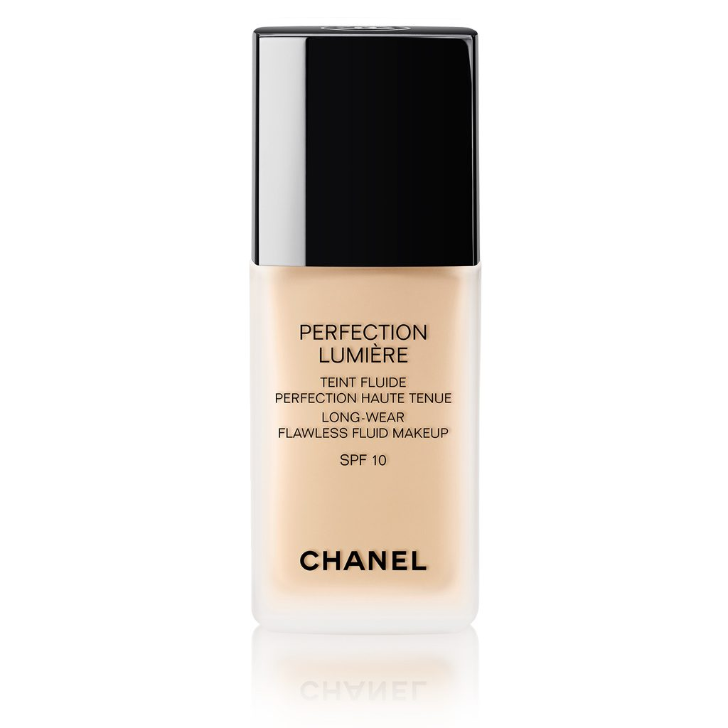 PERFECTION LUMIÈRE LANGHAFTENDES FLUID-MAKEUP SPF 10