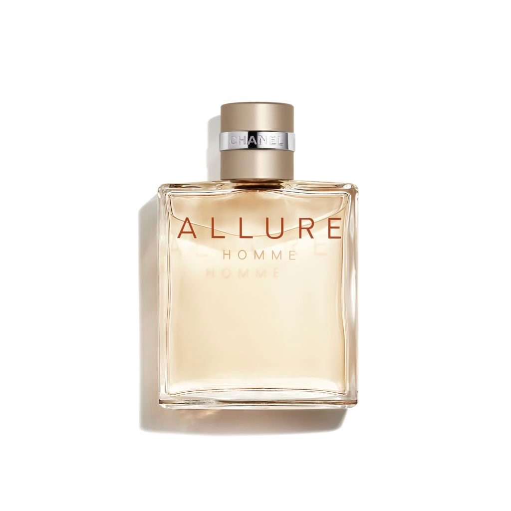 allure homme eau de toilette vaporisateur parfums chanel. Black Bedroom Furniture Sets. Home Design Ideas