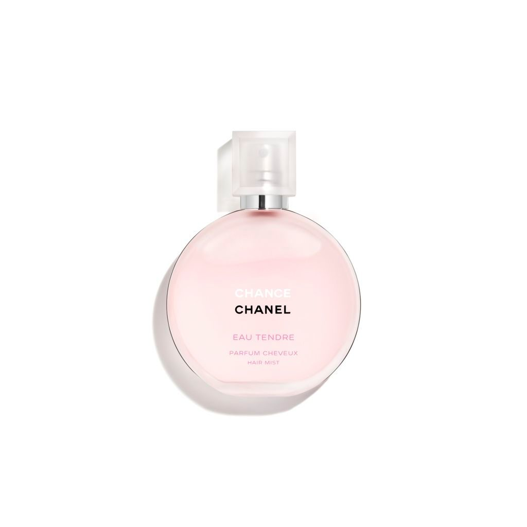 chance eau tendre hair mist fragrance chanel. Black Bedroom Furniture Sets. Home Design Ideas