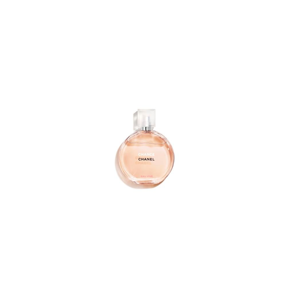 CHANCE EAU VIVE EAU DE TOILETTE - CHANEL - Official site