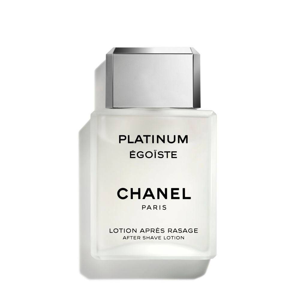 PLATINUM ÉGOÏSTE AFTER SHAVE LOTION - Fragrance - CHANEL