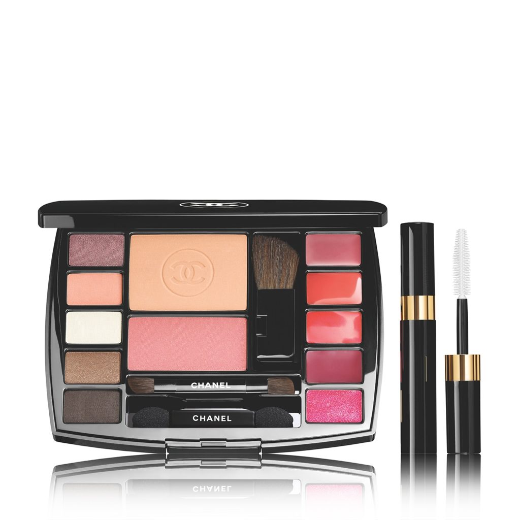 Chanel travel make-up palette