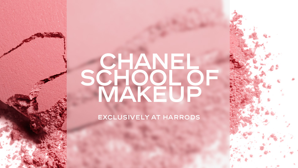 THE FIRST CHANEL SCHOOL OF MAKEUP