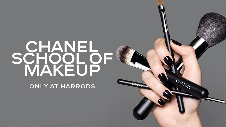 CHANEL FIRST SCHOOL OF MAKEUP