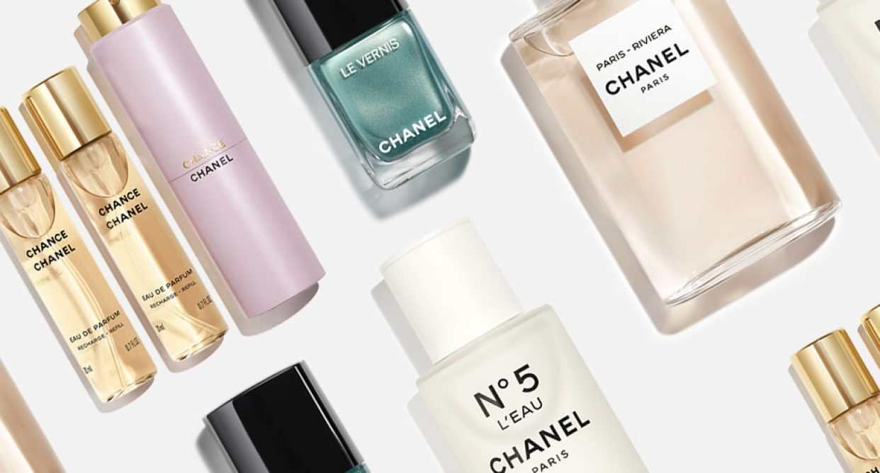 c0557b51b29fab Make up - CHANEL - Official site