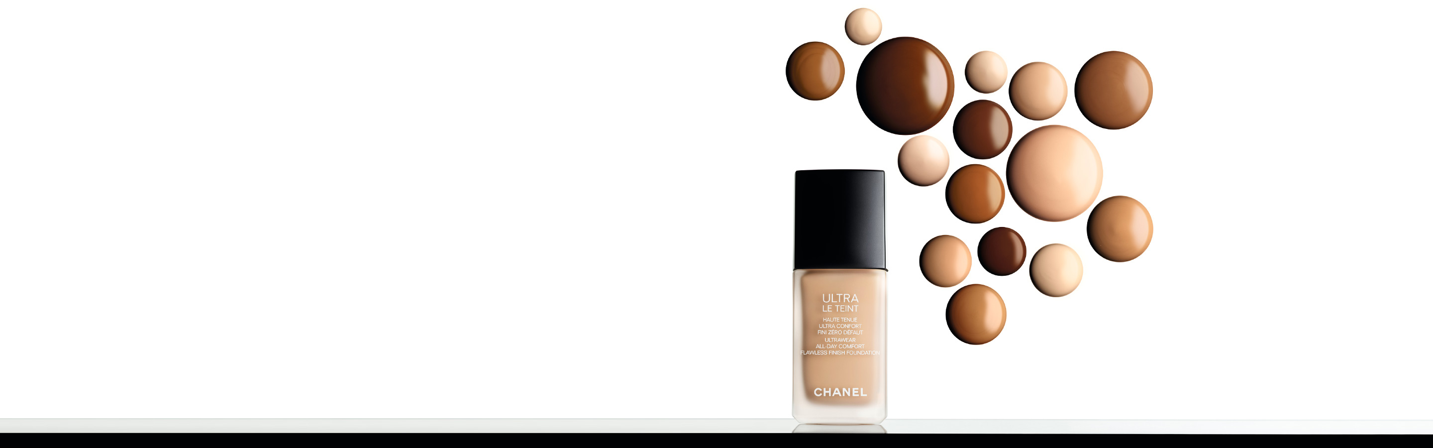 Foundations - Matte & Natural Foundations | CHANEL