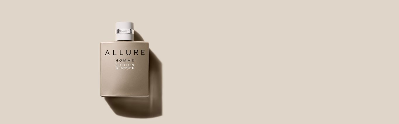 Allure Homme Édition Blanche - Fragrance | CHANEL