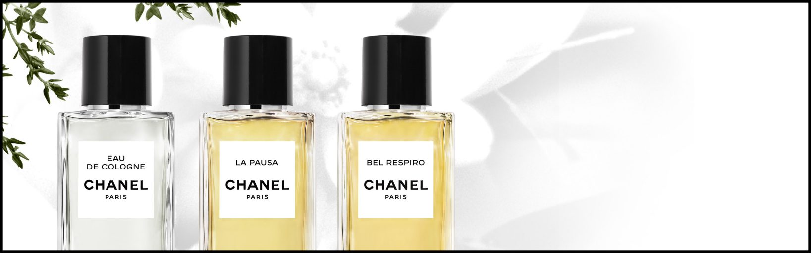 Les Exclusifs精品香水 - CHANEL