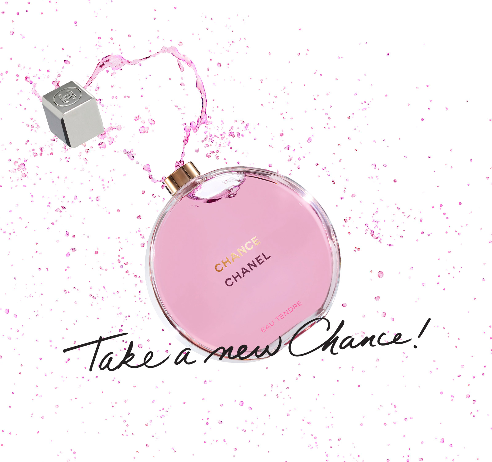 Chance Eau Tendre - CHANEL