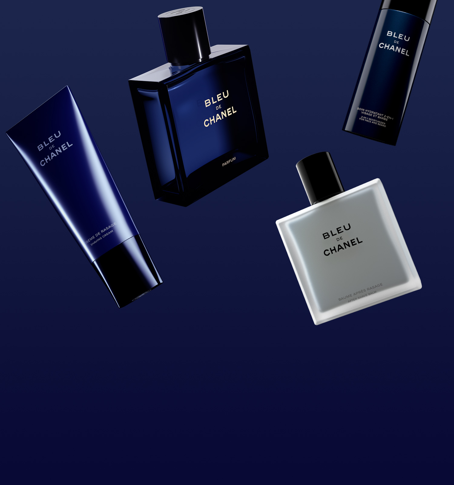 BLEU de CHANEL Perfume & Fragrance - Men | CHANEL