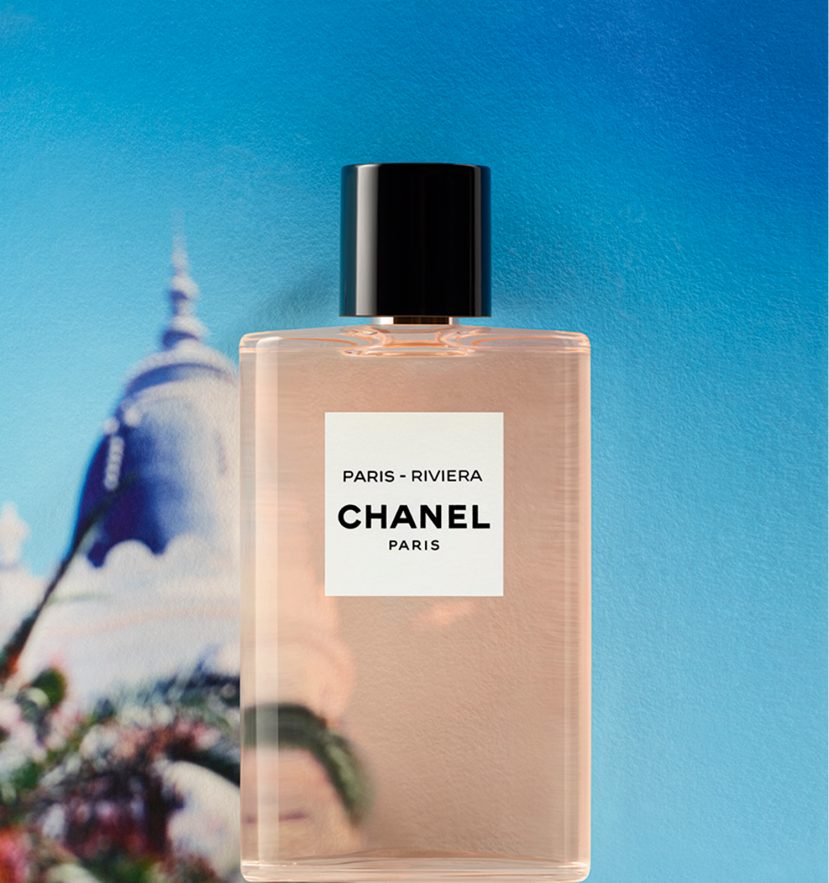 Fragrance Les Eaux de CHANEL : Paris-Biarritz, Paris-Venise,...