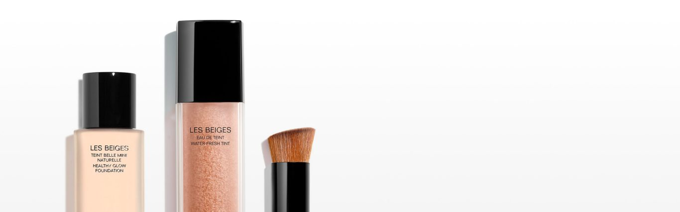 Healthy Glow Makeup - CHANEL