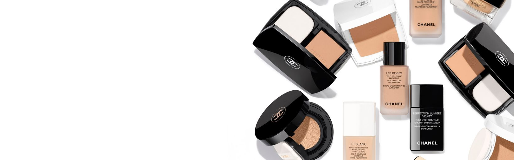 Foundations - CHANEL