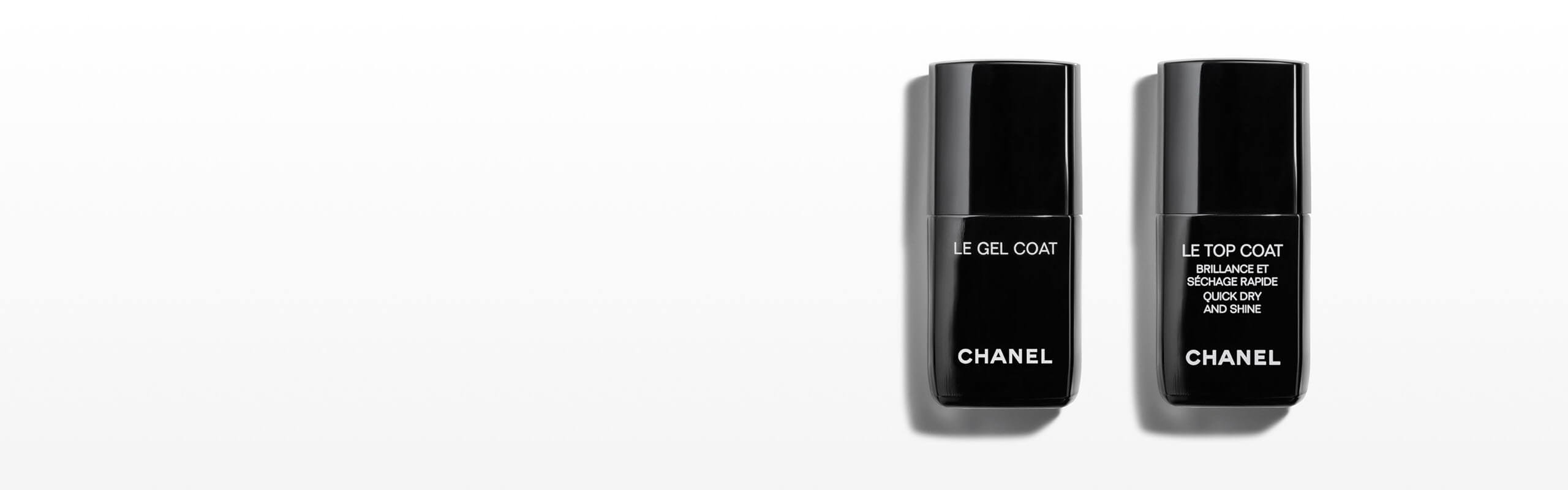 Base & Top Coat - CHANEL