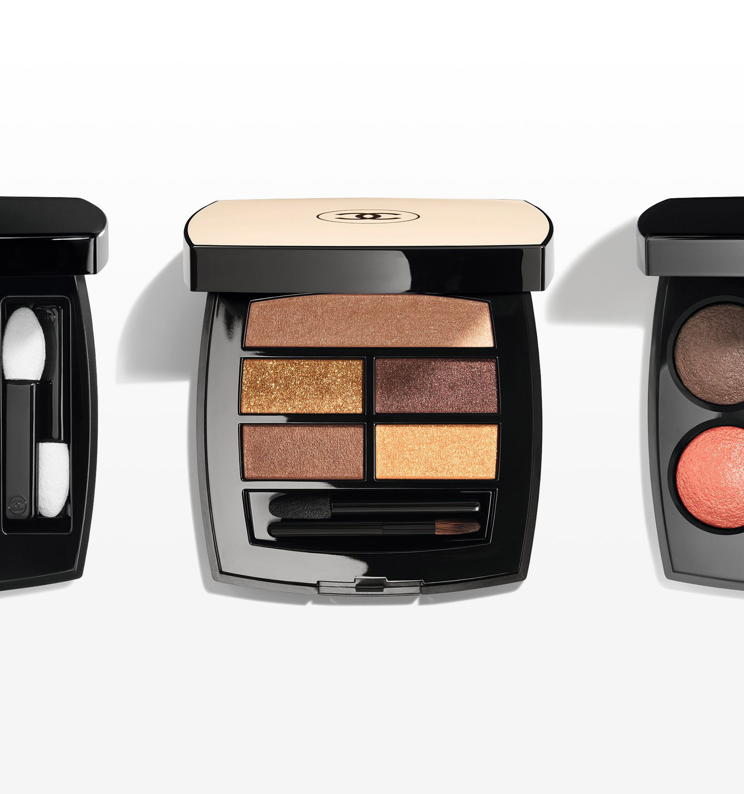 Eyeshadows - Makeup | CHANEL