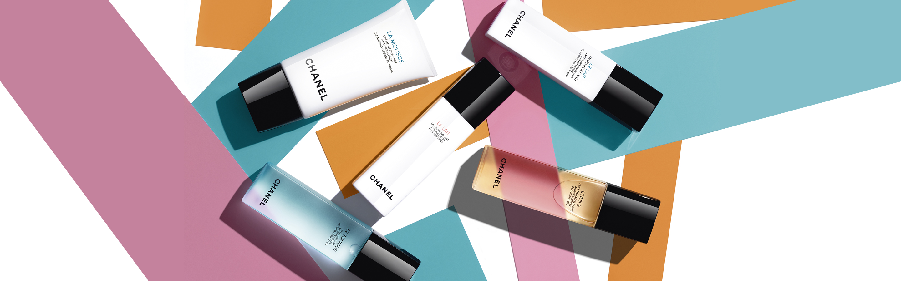 Cleansers - Skin & Face Cleansers | Official Website | CHANEL