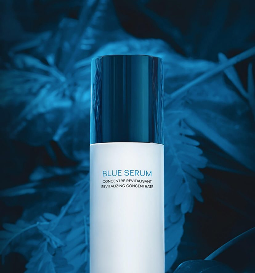BLUE SERUM - Revitalising Serum | Official Website | CHANEL