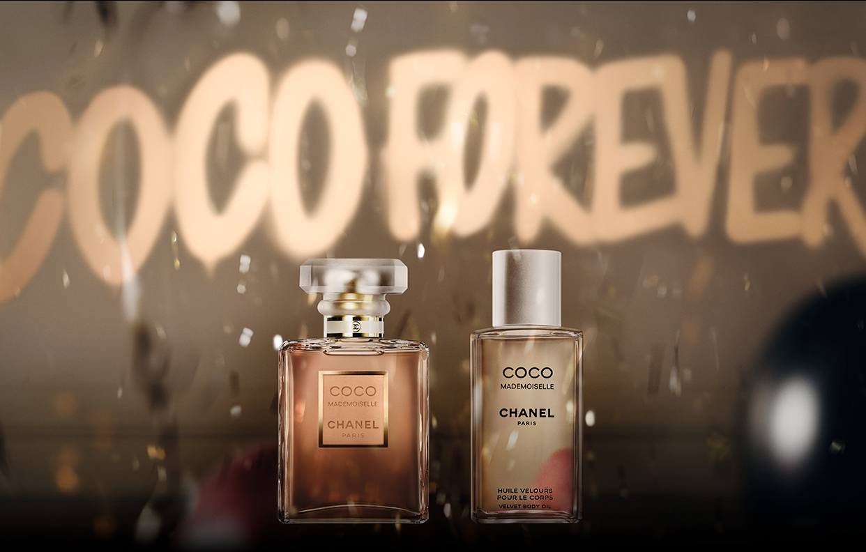 COCO MADEMOISELLE - CHANEL - Official site 29931dfa360d