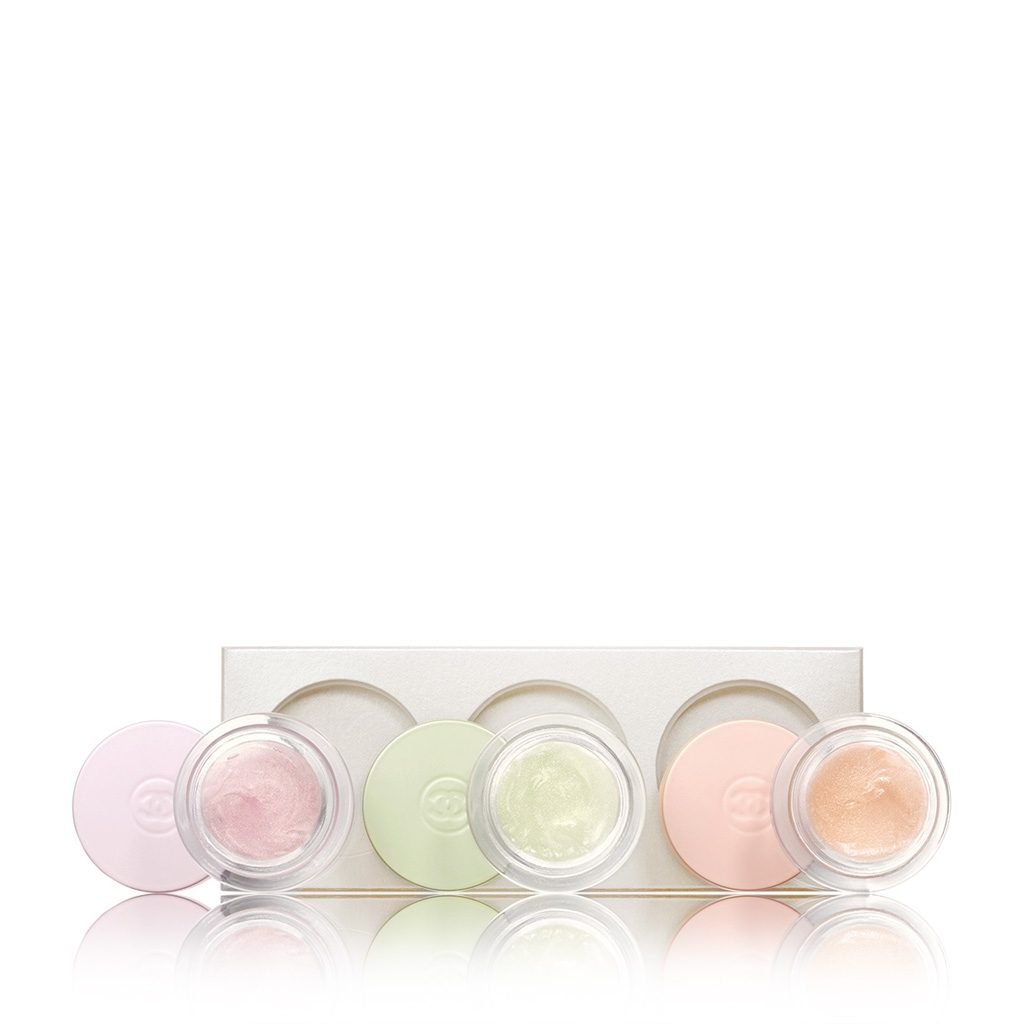CHANCE THREE MOODS SHIMMERING SCENTED GEL TRIO