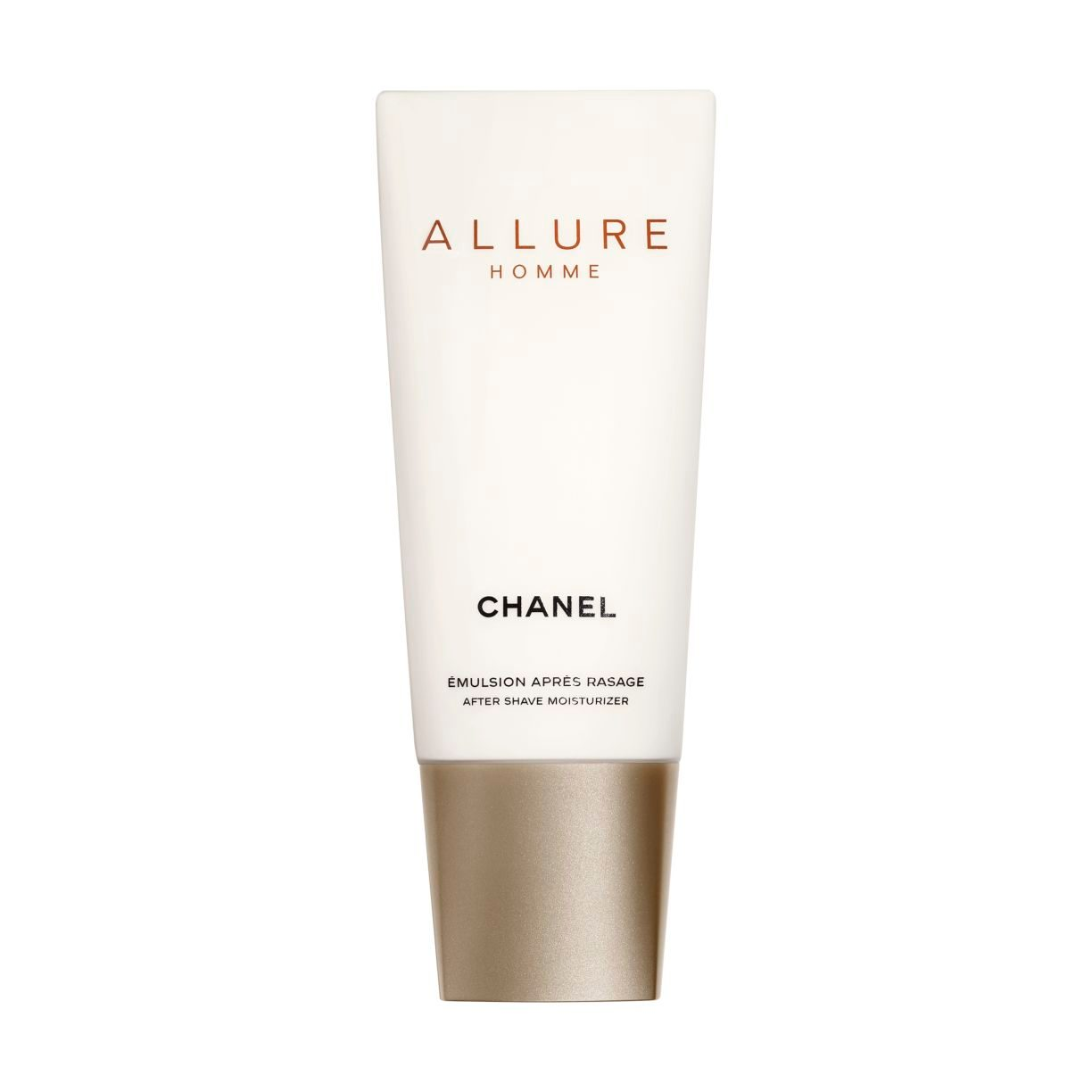 ALLURE HOMME AFTERSHAVE EMULSIE