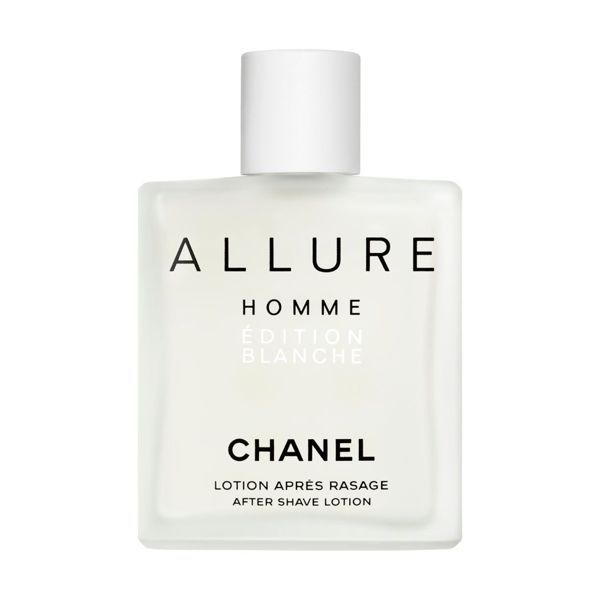 ALLURE HOMME ÉDITION BLANCHE AFTERSHAVE LOTION