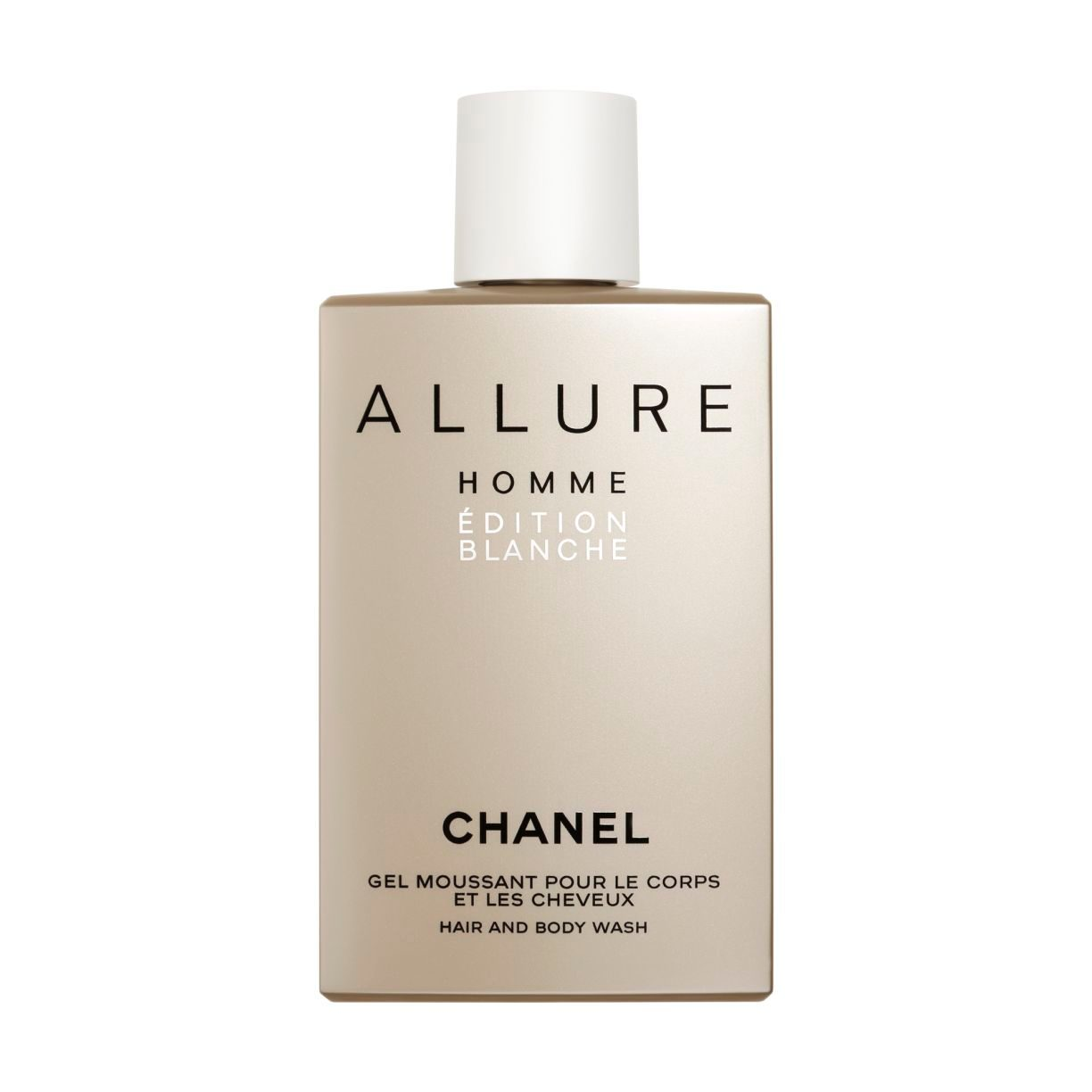 ALLURE HOMME EDITION BLANCHE HAIR AND BODY WASH