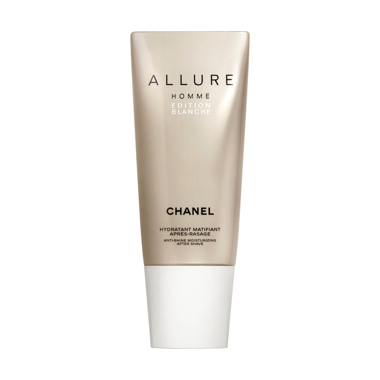 ALLURE HOMME ÉDITION BLANCHE MATTERENDE EN HYDRATERENDE AFTERSHAVE
