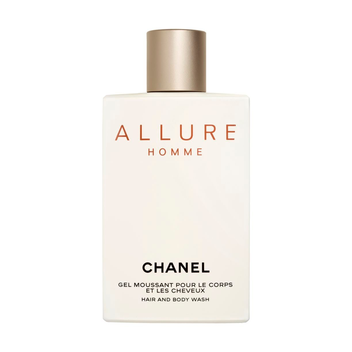 ALLURE HOMME HAIR AND BODY WASH