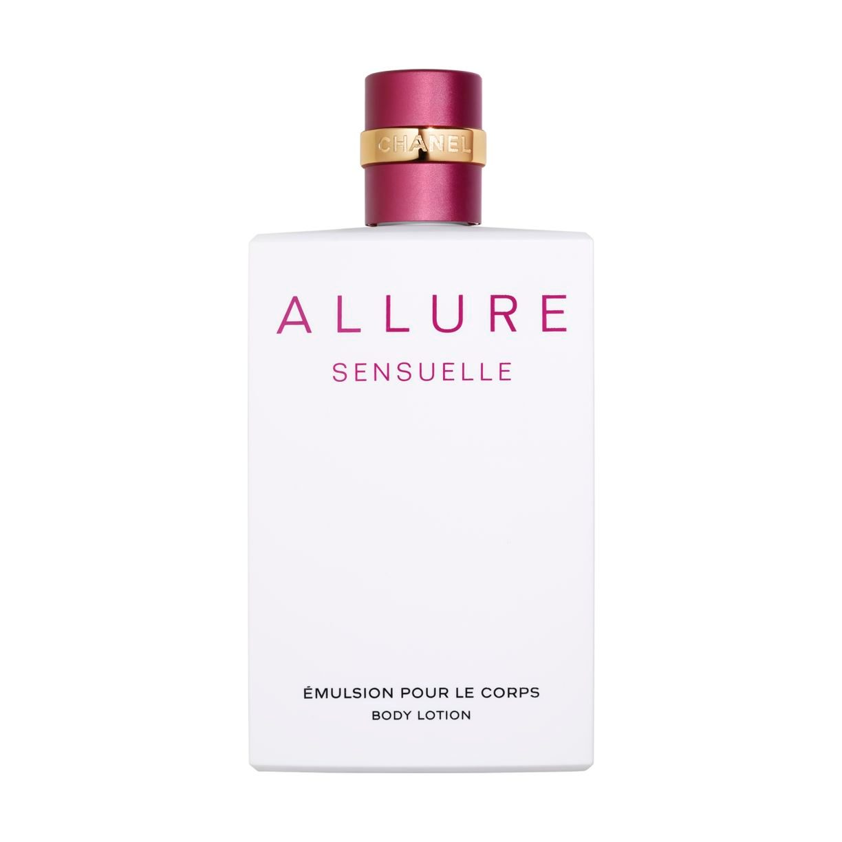 ALLURE SENSUELLE BODY LOTION