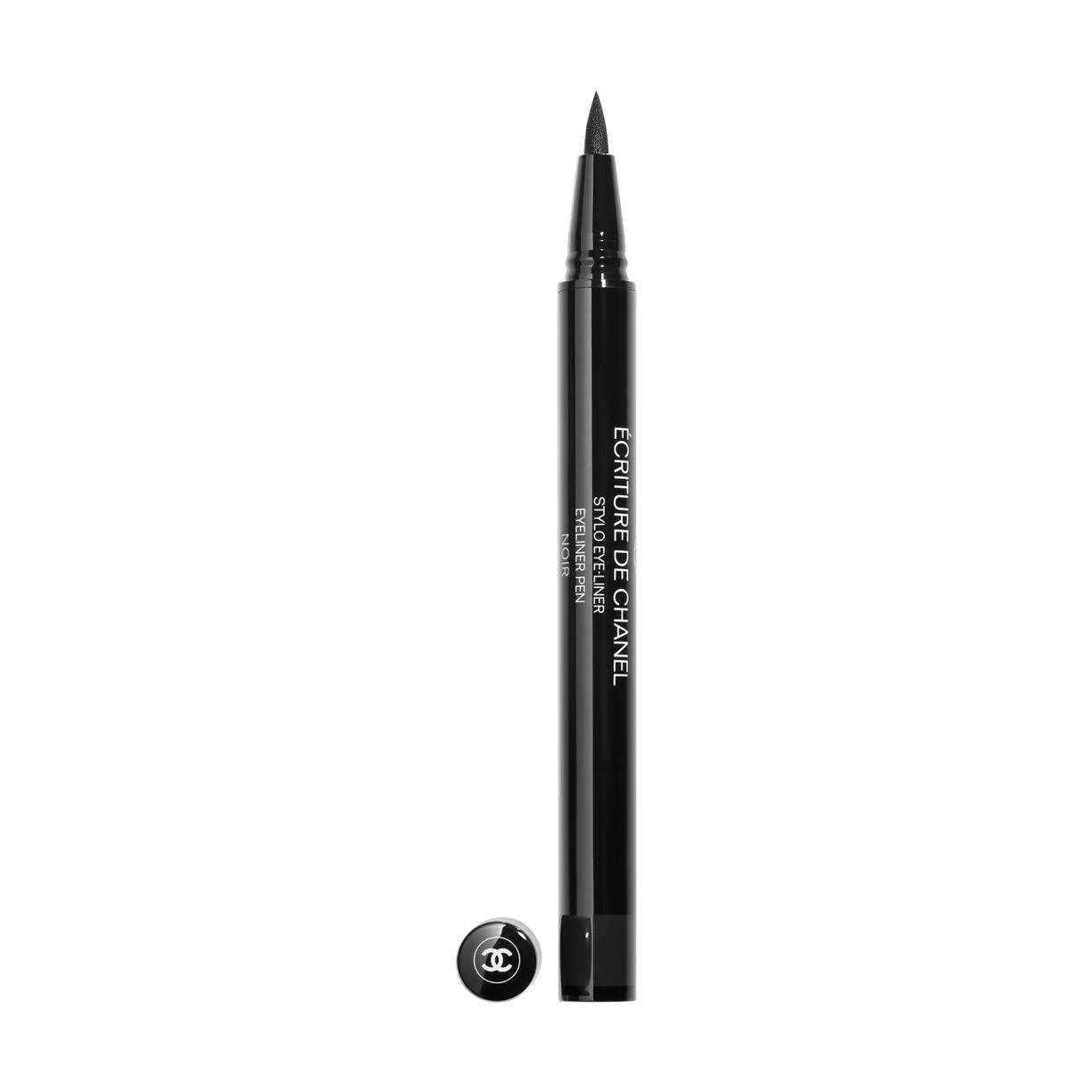 ÉCRITURE DE CHANEL EYELINER PEN EFFORTLESS DEFINITION 10 NOIR 0.5ML