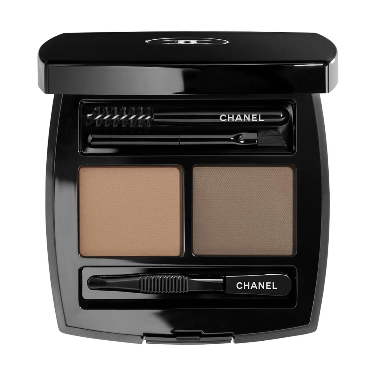 LA PALETTE SOURCILS DE CHANEL BROW POWDER DUO 40 NATUREL 4G