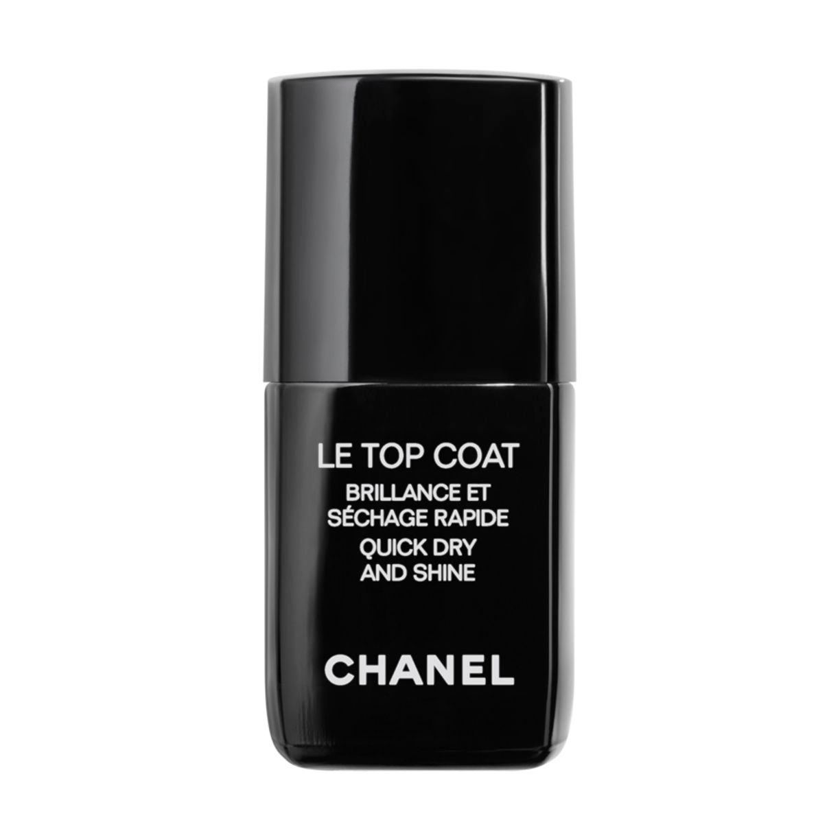 LE TOP COAT BRILLANTEZZA E ASCIUGATURA RAPIDA