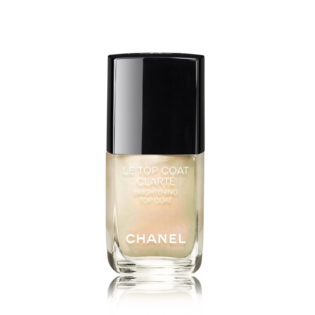 LE TOP COAT CLARTÉ BRIGHTENING TOP COAT