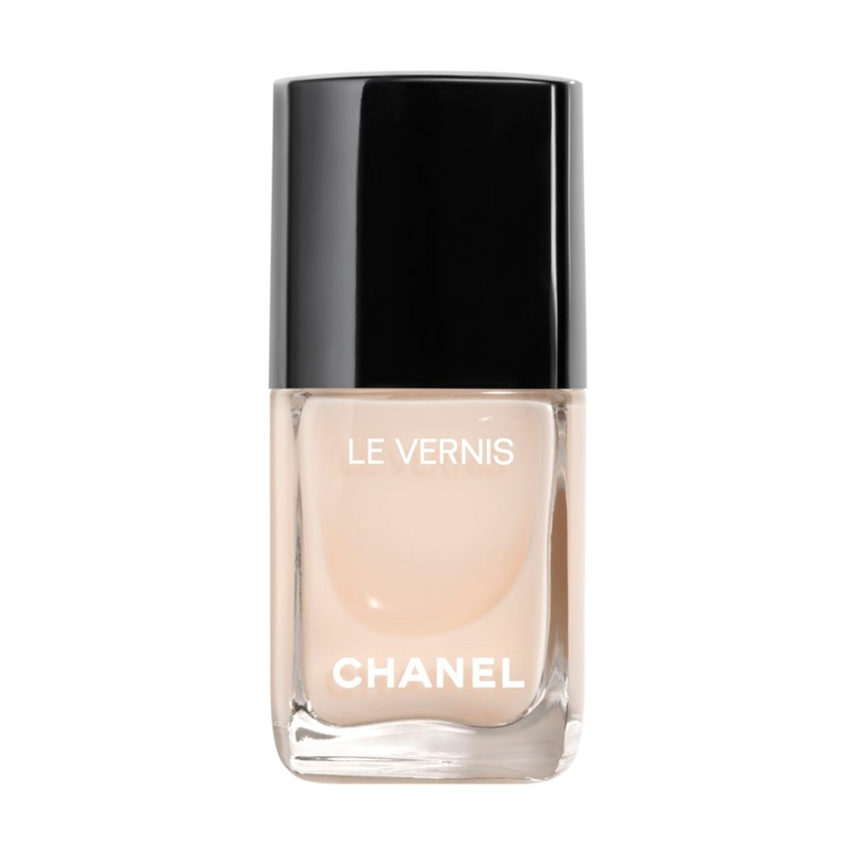 LE VERNIS LONGWEAR NAIL COLOUR 548 BLANC WHITE 13ML