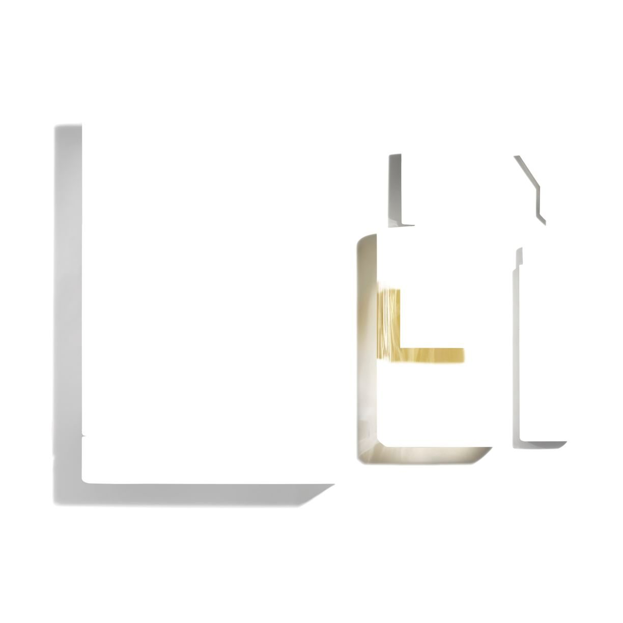 LES EXCLUSIFS DE CHANEL BEIGE - COFFRET: 400 ML BOTTLE AND REFILLABLE TWIST AND SPRAY