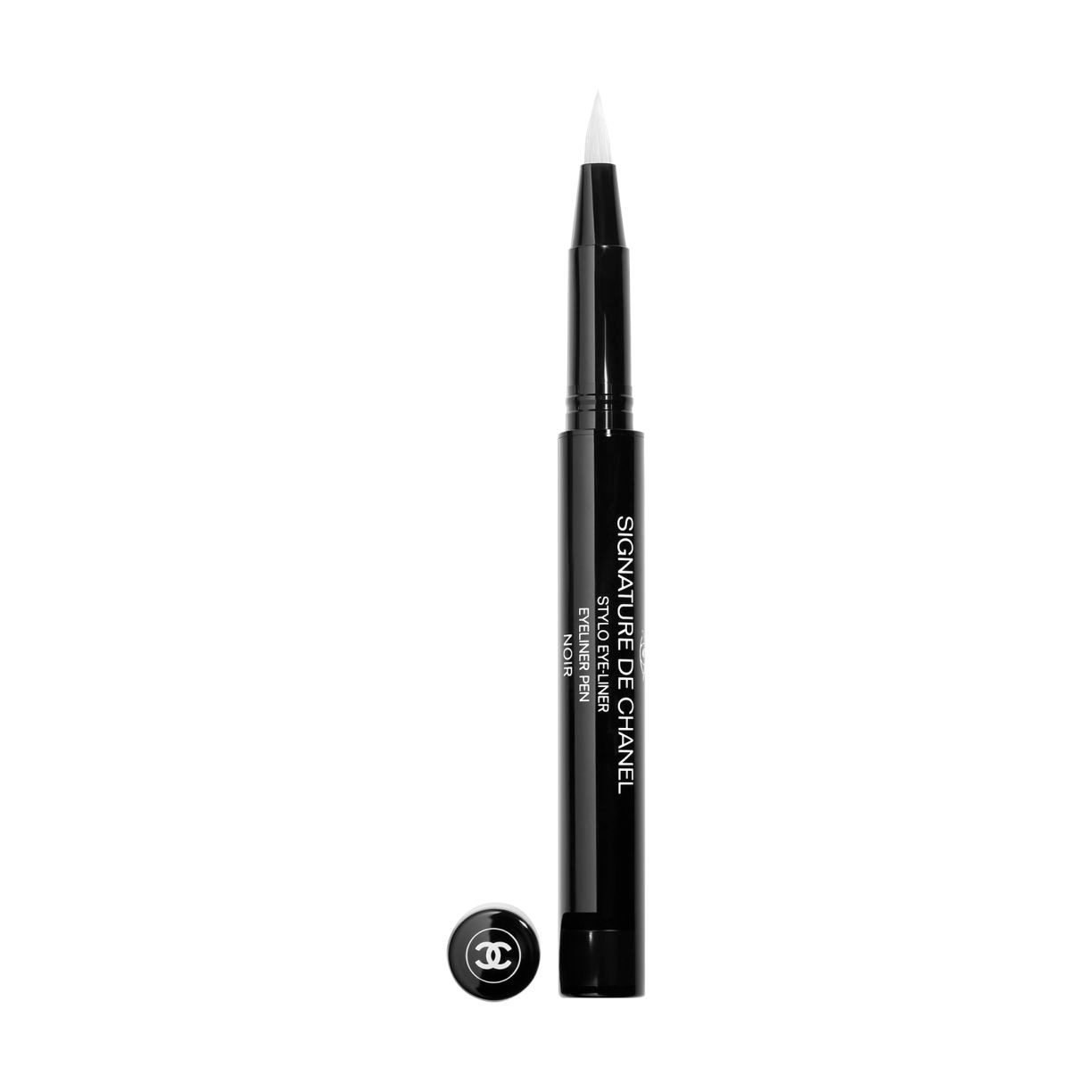SIGNATURE DE CHANEL INTENSE LONGWEAR EYELINER PEN 10 NOIR 0.5ML