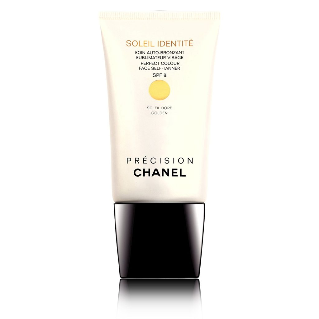 SOLEIL IDENTITÉ PERFECT COLOUR FACE SELF-TANNER SPF 8 GOLDEN