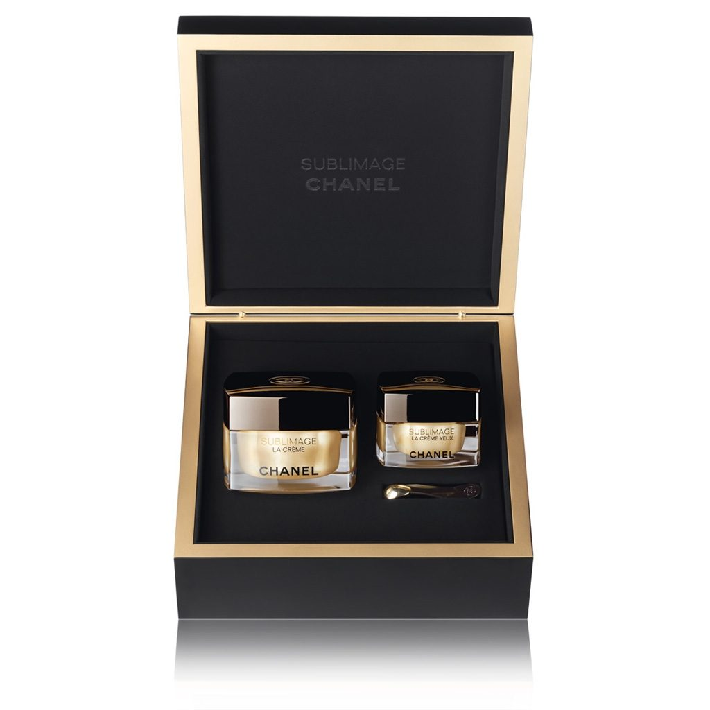 SUBLIMAGE LE COFFRET EYE CREAM - CREAM