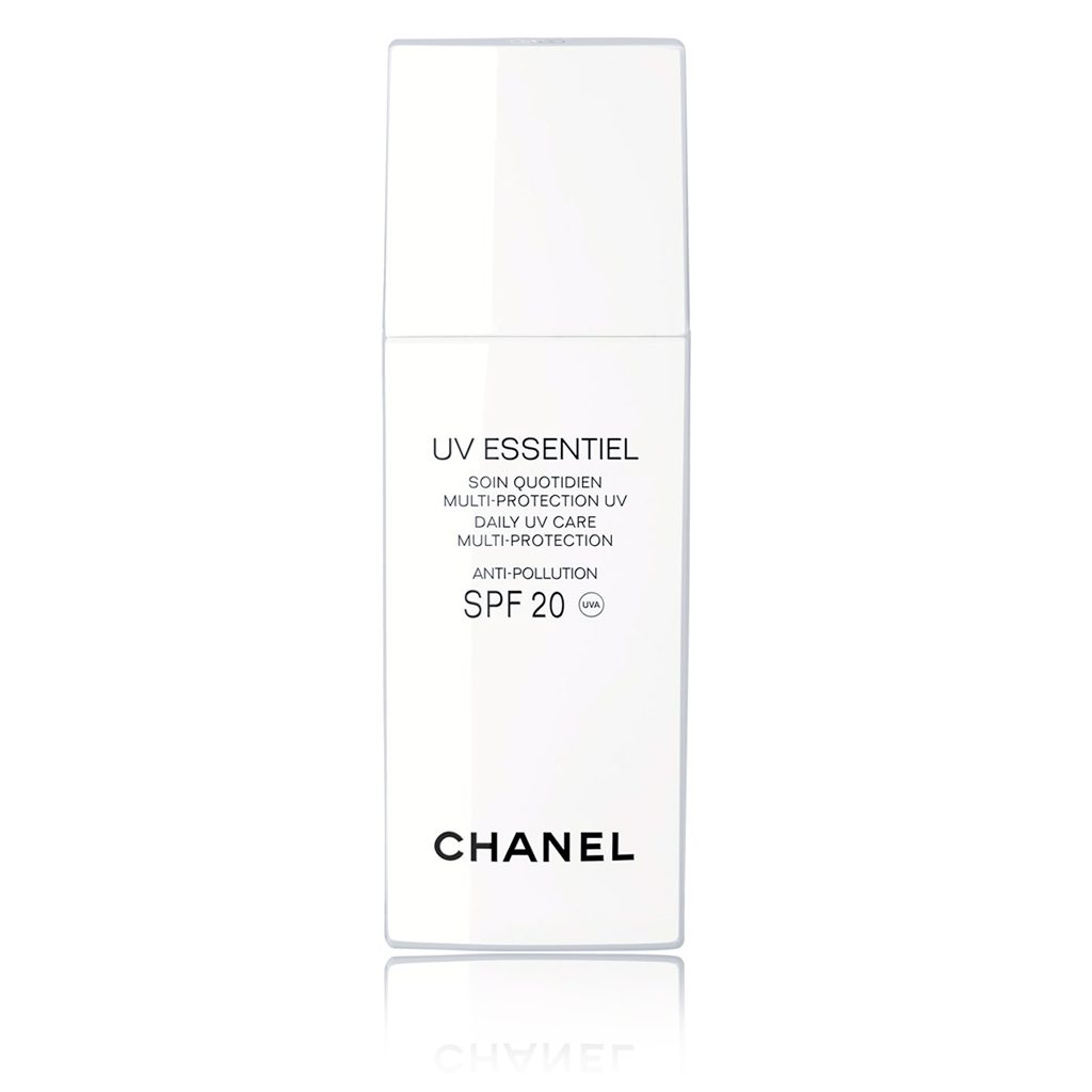 UV ESSENTIEL SOIN QUOTIDIEN MULTI-PROTECTION UV ANTI-POLLUTION SPF 20