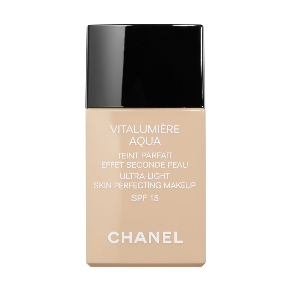 VITALUMIÈRE AQUA FLUID ULTRA-LIGHT SKIN PERFECTING MAKEUP SPF 15