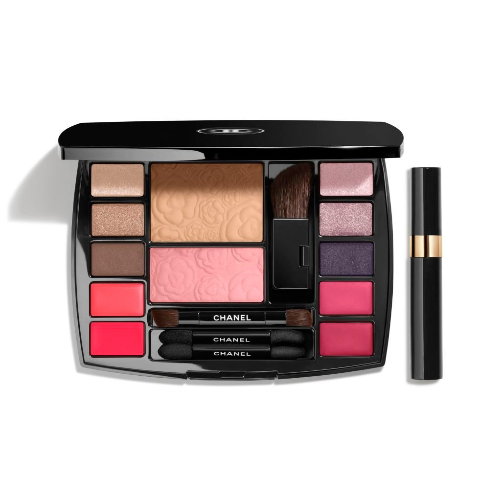 Travel Makeup Palette Makeup Essentials With Travel Mascara Harmonie