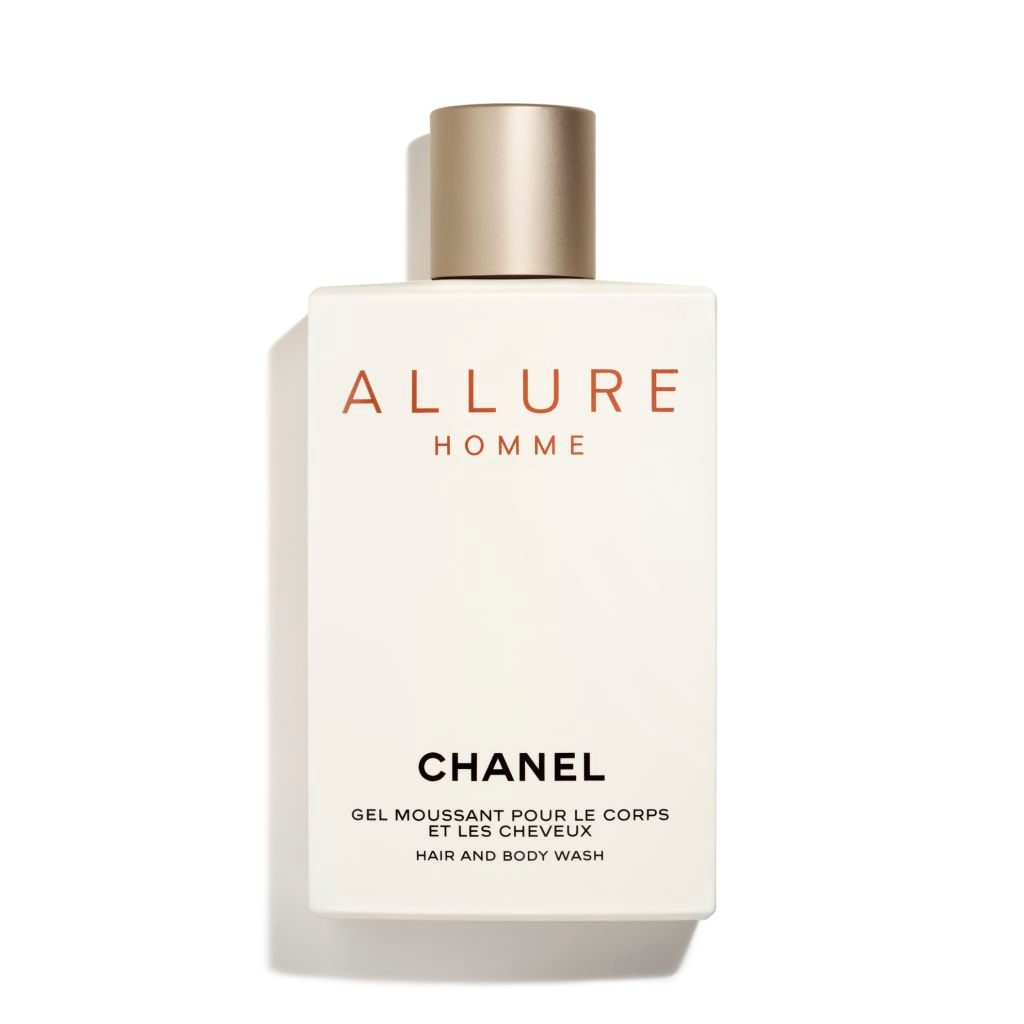 allure homme hair and body wash fragrance chanel. Black Bedroom Furniture Sets. Home Design Ideas