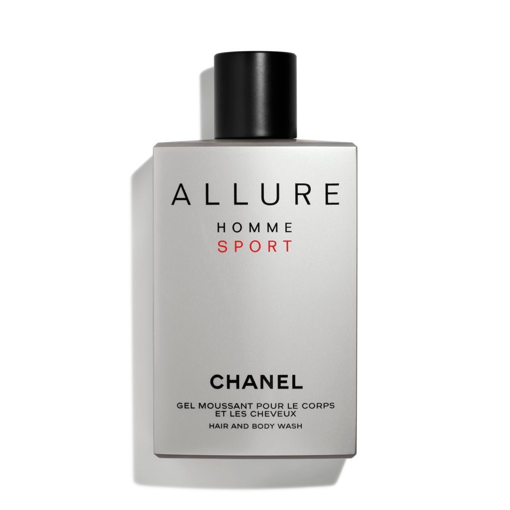 allure homme sport shower gel fragrance chanel. Black Bedroom Furniture Sets. Home Design Ideas